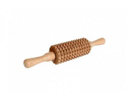 Dřevěný váleček zubatá BIG