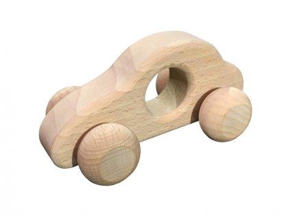 Dřevěné autíčko Sam