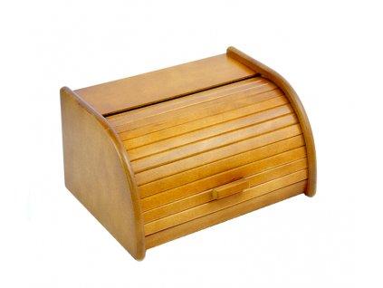 Chlebník CLASSIC malý 30x16x28 cm Honey