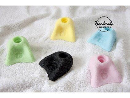 Mýdlo ve tvaru chytu