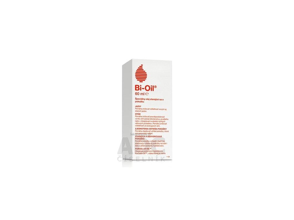 Bi-Oil Ošetrujúci olej starostlivosť o pokožku 1x60 ml