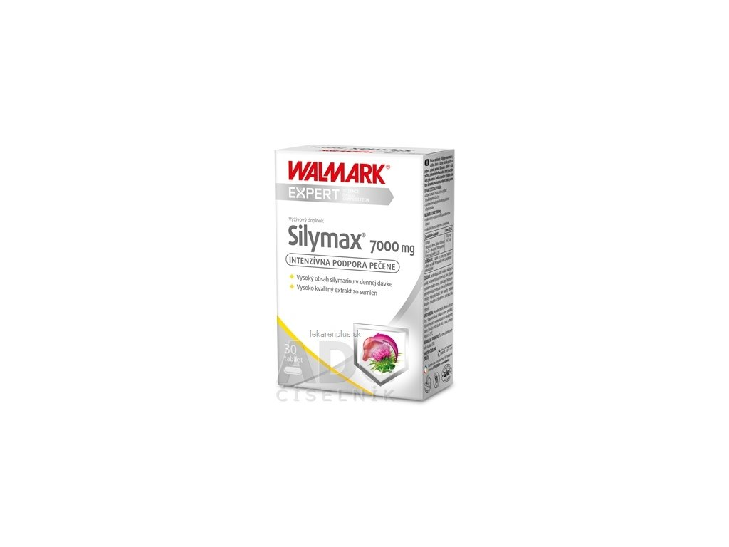 WALMARK Silymax 7000 mg tbl 1x60 ks