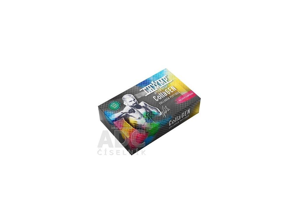 CHAMP CollaGEN - Atilla Végh práškový koncentrát vo vrecúškach 1x30 ks