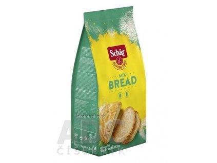 Schär MIX B BREAD múčna zmes plv (bezgluténová chlebová zmes) 1x1 kg