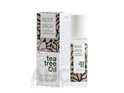 ABC tea tree oil SPOT STICK - Hojivá tyčinka roll-on 1x9 ml