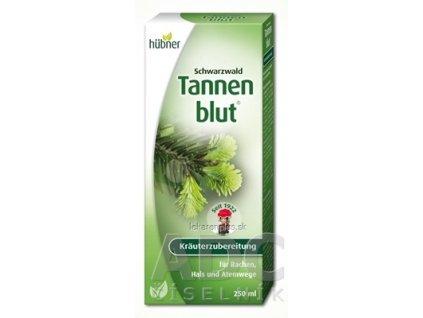 Schwarzwald Tannen blut sirup 1x250 ml
