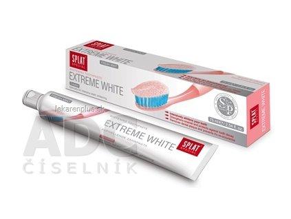 SPLAT SPECIAL EXTREME WHITE bieliaca zubná pasta 1x75 ml