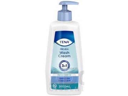 TENA Umývací krém wash cream 1x1000 ml