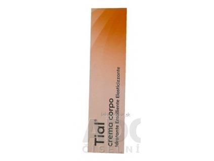 TIAL CREMA CORPO telový krém 1x150 ml