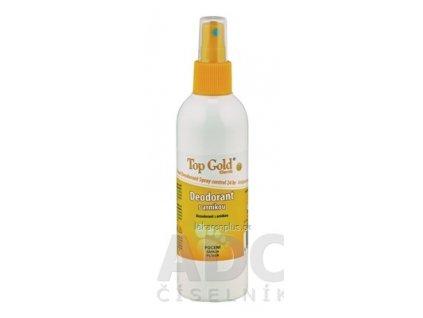 TOP GOLD Deodorant s arnikou+Tea Tree Oil sprej 1x150 g