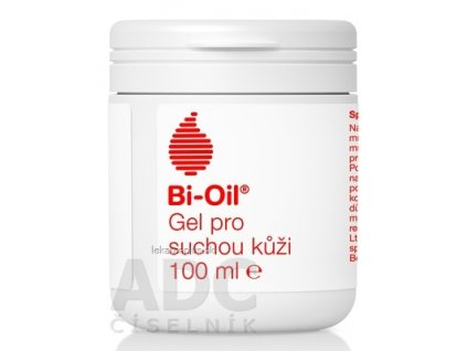 Bi-Oil Gél na suchú pokožku 1x100 ml