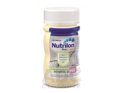 Nutrilon 0 Nenatal HA tekutá výživa (od narodenia) 24x90 ml (2160 ml)