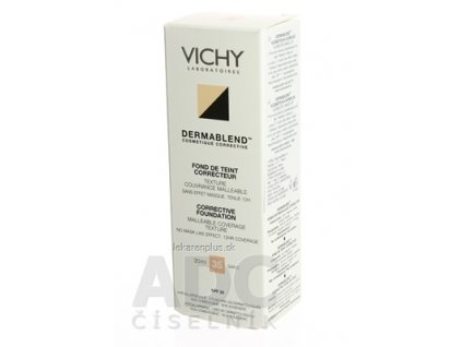 VICHY DERMABLEND 35 KOR.MAKE-UP (M5541601) fluidný 1x30 ml