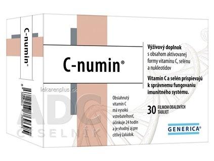 GENERICA C-numin tbl 1x30 ks