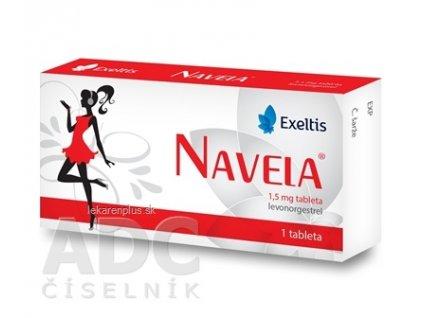 Navela 1,5 mg tbl (blis.PVC/PVDC/Al) 1x1 ks