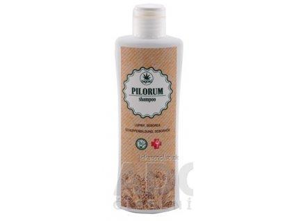 PILORUM šampón lupiny, seborea 1x200 ml
