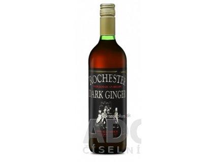 ROCHESTER DARK GINGER nealkoholický zázvorový nápoj s karamelom 1x725 ml
