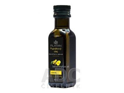 PLATAN Pupalkový olej 1x100 ml