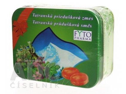 FYTO Tatranská priedušková zmes cukríky - DÓZA 1x240 g