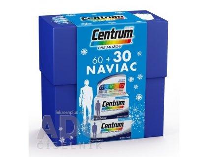 Centrum pre mužov (Vianočné balenie) tbl 60+30 naviac (90 ks)