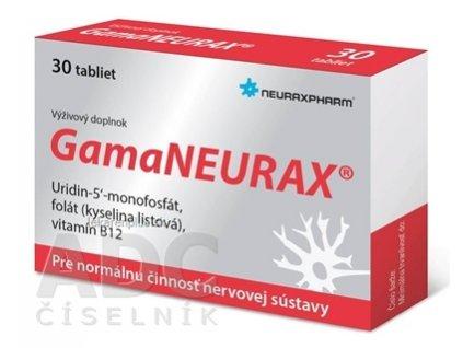 GamaNEURAX tbl 1x30 ks