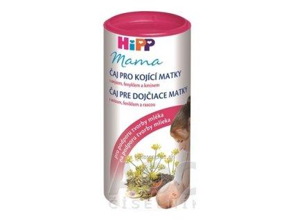 HiPP Mama Čaj pre dojčiace matky instantný granulovaný v prášku 1x200 g