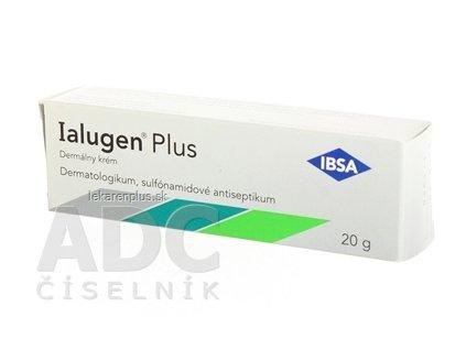Ialugen Plus crm der (tuba Al) 1x20 g