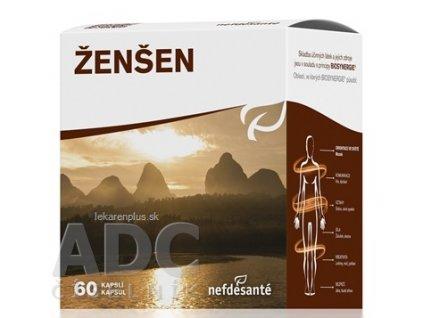 nefdesanté ŽENŠEN 200 mg cps 6x10 (60 ks)