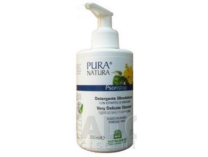 NH - Psoristop tekuté mydlo s extraktom z mahónie 1x300 ml
