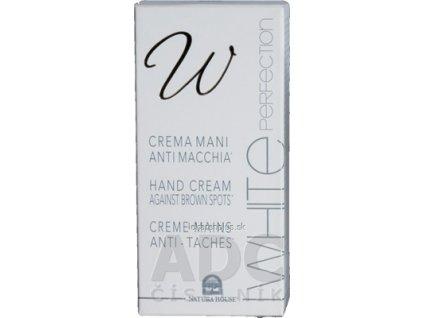 NH - WHITE PERFECTION KRÉM NA RUKY proti pigmentovým škvrnám, 1x50 ml