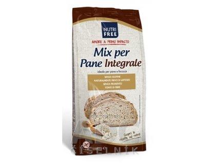 NutriFree Mix per Pane Integrale zmes na chlieb celozrnná, bezgluténová 1x1000 g