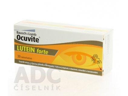 OCUVITE LUTEIN FORTE BONUS tbl 1x30 ks
