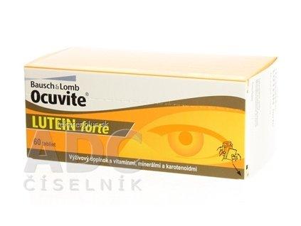 OCUVITE LUTEIN FORTE BONUS tbl 1x60 ks
