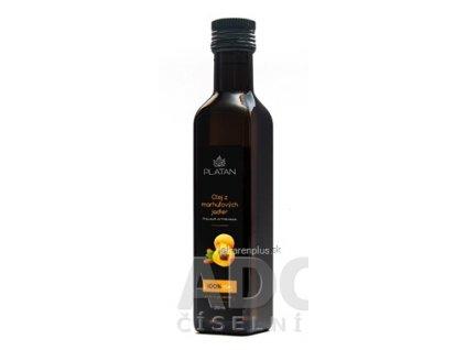 PLATAN Olej z marhuľových jadier 1x250 ml