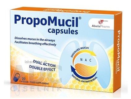 PropoMucil cps 1x20 ks