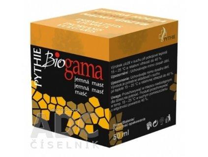 PYTHIE Biogama - jemná masť 1x50 ml