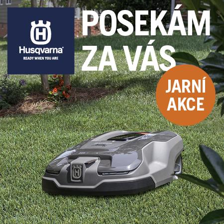 Jarní kampaň Husqvarna 2020