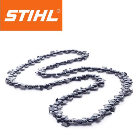 Přehled typů pilových řetězů STIHL