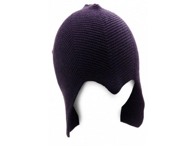 pletena cepice pod prilbu