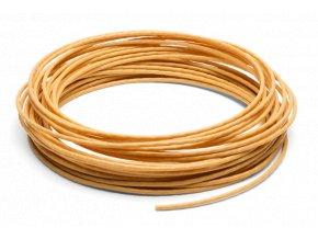 Vyžínací struna Husqvarna BioX (Průměr struny 2,0 mm, Délka struny 15 m, Barva struny hnědá)