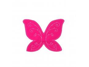 Křídla víly růžová