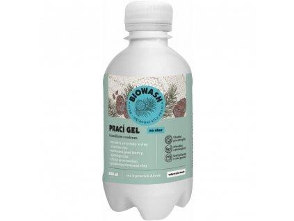 Prací gel BIO WASH na vlnu s cedrem a lanolínem 250ml