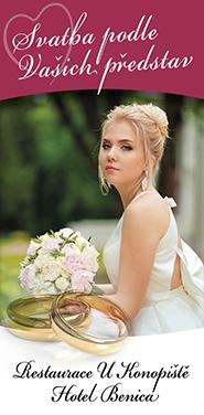 Benica svatby