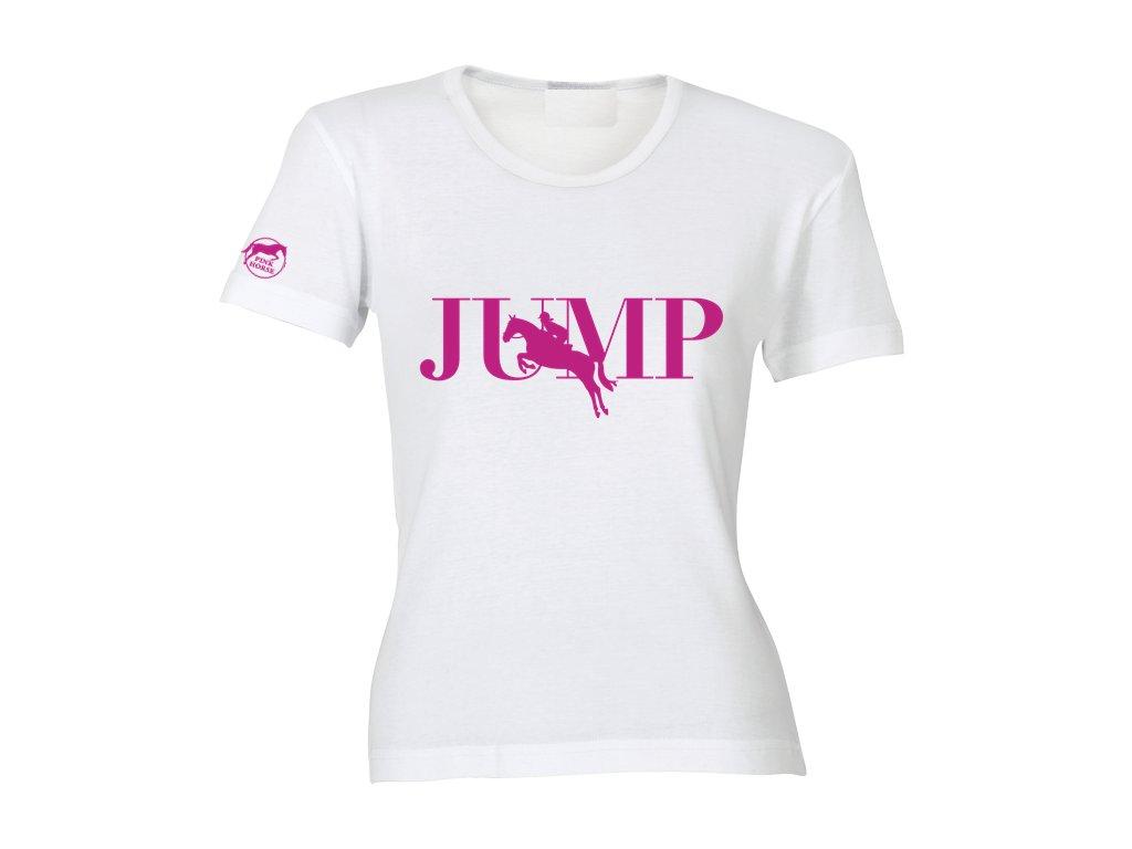 Tričko Děti - Jump