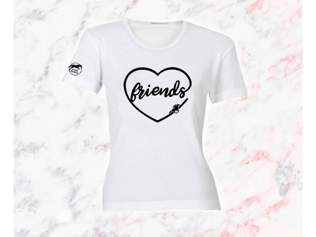 Tričko Děti - Friends