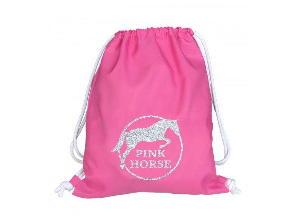 Batoh Pink Horse