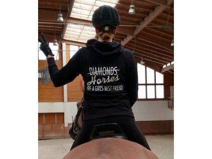 Mikina - Diamond Horses