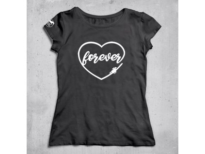 Tričko Forever  tričko s potiskem