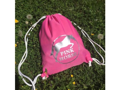gym bag rosa