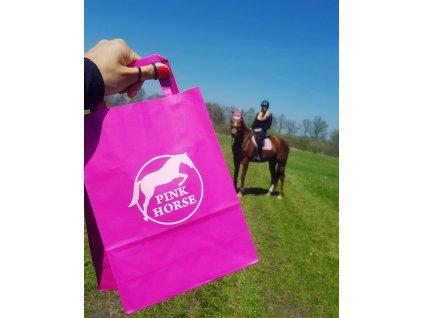Taška Pink Horse